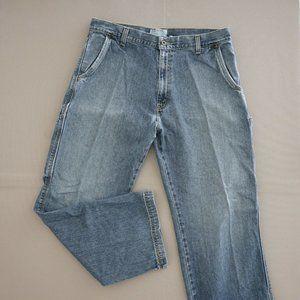 Levis SilverTab Mens Carpenter Jeans Size 36 x 32